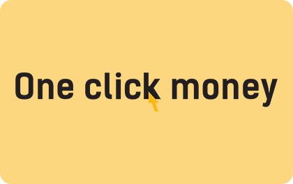 One Click Money